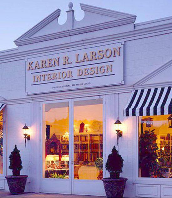 Bon About Karen Larson Interior Design INC.