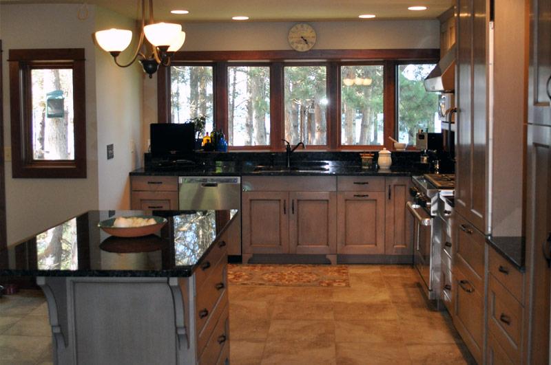 Kitchen Cabinets Flood